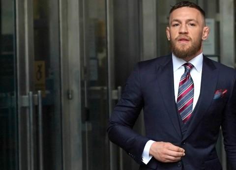 Serang Pria Tua, McGregor Minta Maaf