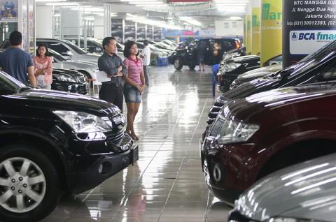 Bisnis Asuransi Mobil Bekas 'Ngeri-Ngeri Sedap'