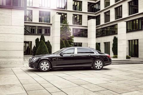 Mercedes-Benz S600 Guard, Bakal Mobil Baru Presiden RI