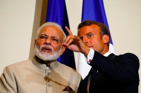 Prancis Tegaskan Awasi Situasi HAM di Kashmir