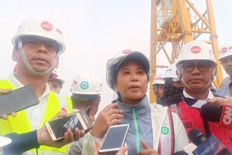 Menteri Rini: BUMN Siap Berpartisipasi Bangun Ibu Kota
