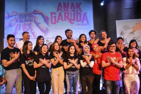 Film Anak Garuda Terinspirasi Kisah Nyata Peraih Kick Andy Heroes