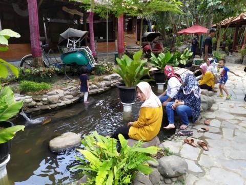 Kampung Flory Menuju Destinasi Wisata Unggulan