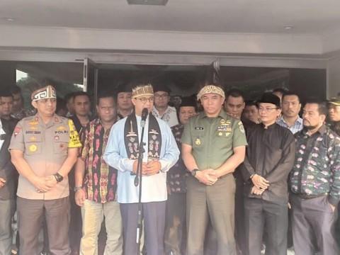 Anies Sangkal Menerima Jatah Tunjangan Wagub