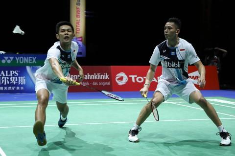 Indonesia Pastikan Tempat di Final Kejuaraan Dunia