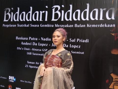 Nadin Amizah Prihatin dengan Kasus Rasisme terhadap Warga Papua