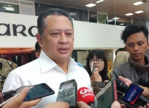 Bamsoet Ogah Komentari Riak di Internal Golkar