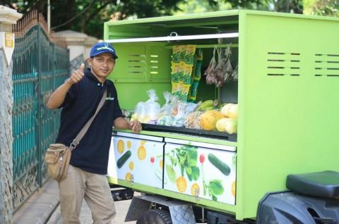 Kedai Sayur Peroleh Pendanaan Rp57 Miliar