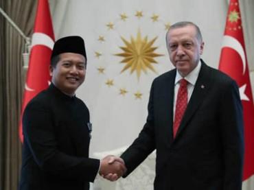 Erdogan Akan Kunjungi Indonesia Awal 2020