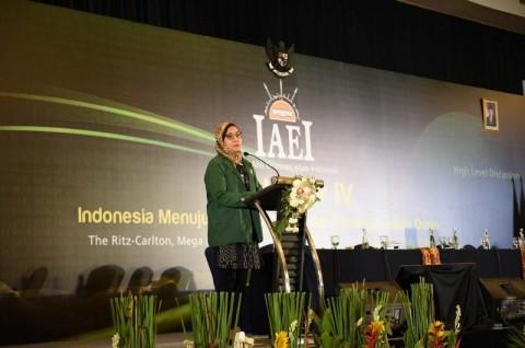 Sri Mulyani Ditunjuk Jadi Ketua IAEI