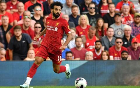 Pujian Klopp untuk Mohamed Salah