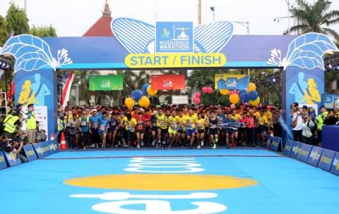 Berjalan Meriah, Ini Daftar Juara Tiket.com Kudus Relay Maraton 2019