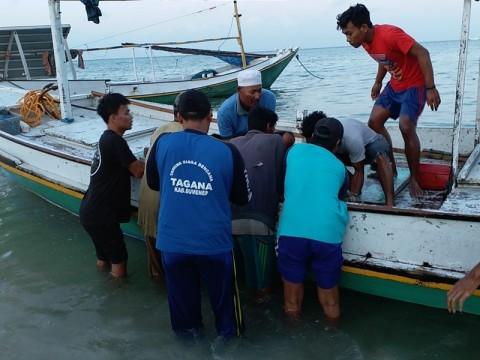 Dua Nelayan Tewas saat Tabrakan Perahu di Sumenep