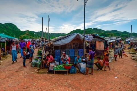Pengungsi Rohingya Ditembak Mati oleh Polisi Bangladesh