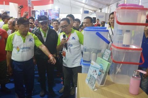 Menteri Nasir Harap Pemuda Bali Kaya Inovasi