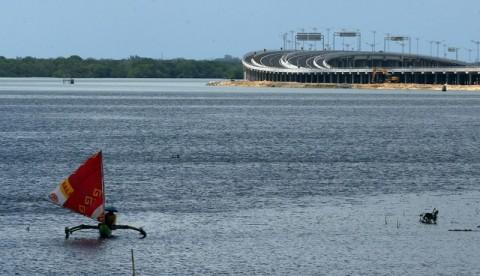 Gubernur Bali Minta Reklamasi Pelabuhan Benoa Dihentikan
