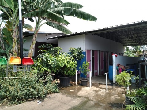 Paras Kampung Akuarium yang Tak Lagi Kumuh