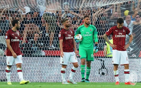 Udinese Buat AC Milan Merana di Pekan Pertama