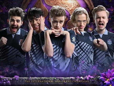 OG Catat Rekor Baru Juara The International 2019