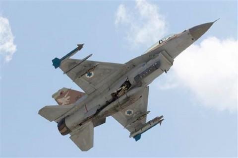 Basis Militer Palestina di Lebanon Diserang Israel