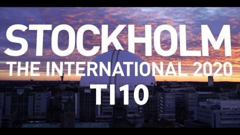 DOTA The International 2020 Bakal Berlaga di Stockholm