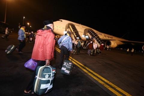 Keterlambatan Informasi <i>Delay</i> Pesawat Jadi Persoalan Pemulangan Haji