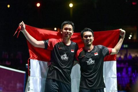 Lima Fakta Kesuksesan Ahsan/Hendra di Kejuaraan Dunia 2019