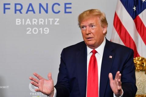 Trump Tolak Temui Menlu Iran di KTT G7