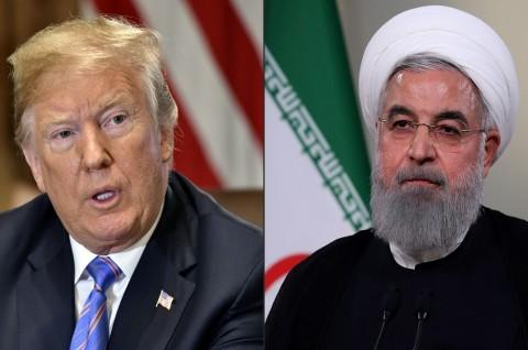 Donald Trump Siap Bertemu Presiden Iran