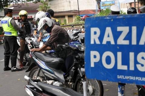 Jakarta jadi Sasaran Operasi Patuh Jaya 2019