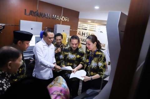 Mal Pelayanan Publik Kota Bogor Permudah Masyarakat Mengakses Layanan