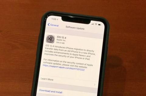 Apple Rilis iOS 12.4.1 dan watchOS 5.3.1 untuk Tambal Keamanan