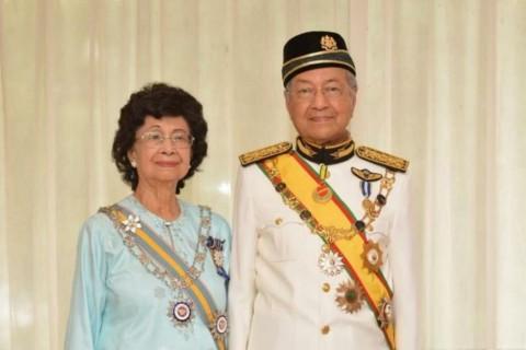 Keracunan Makanan, Istri PM Malaysia Dirawat