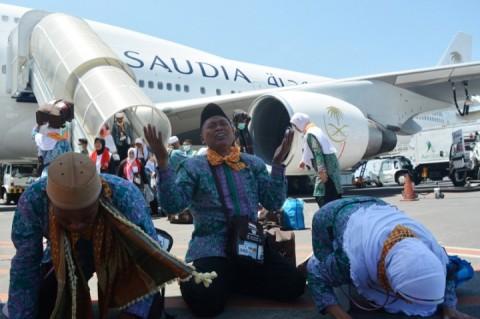 Doa Menyambut Kepulangan Haji