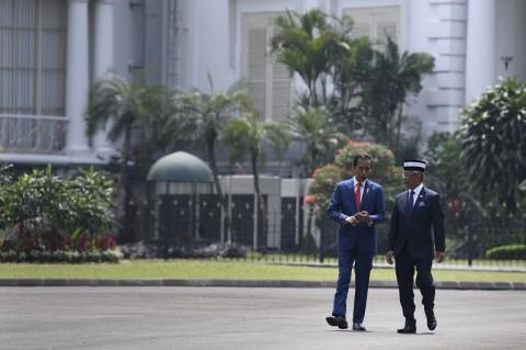 Presiden Berharap Hubungan Indonesia-Malaysia Makin Erat