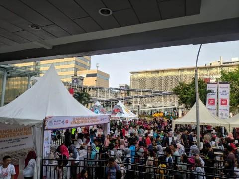 Semester I-2019, Sarinah Bukukan Laba Hasil Penjualan Rp208 Miliar