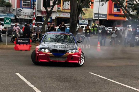 Gandeng AR Team, Intersport Kini Punya Platform Drifting