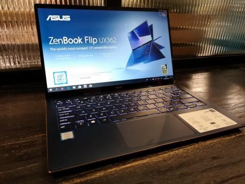 ASUS Bakal Punya Laptop 2-in-1 Tipis Terbaru