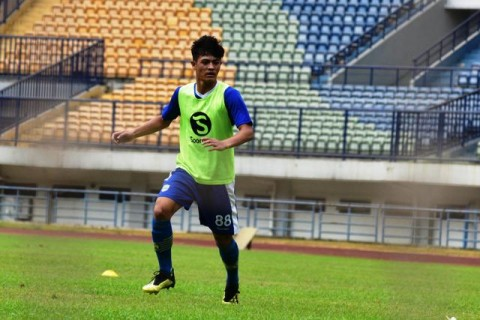 Bek Timnas U-18 Pilih Persib Karena Klub Impian