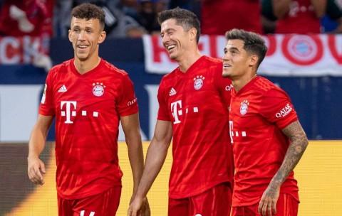 Legenda Jerman: Coutinho dan Lewandowski adalah Duet Impian