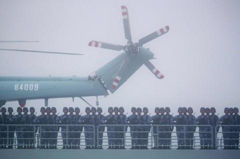 Tiongkok Jadwalkan Latihan Militer Dekat Taiwan