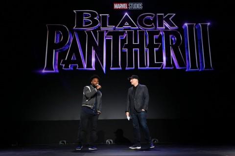 Bos Marvel Umumkan Proyek Black Panther 2, The Eternals, dan Black Widow