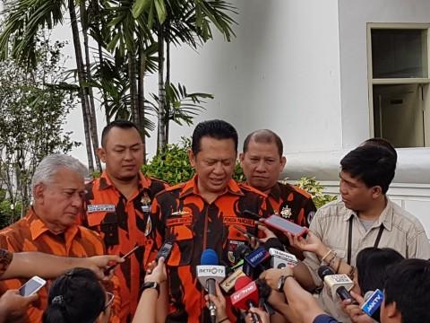 Jokowi Diundang Menghadiri Mubes Pemuda Pancasila