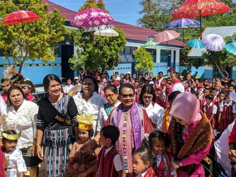 5 Sekolah Ramah Anak Dicanangkan di Tanimbar