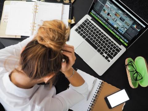 Stres berpengaruh pada kenyamanan berpikir bahkan terhadap fisik