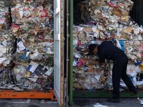 Walhi Desak Pemerintah Setop Impor Sampah