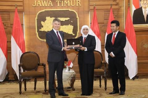 Perusahaan Inggris Investasi Rp500 Miliar di Jatim