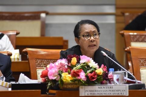 Indonesia Ditargetkan Bebas Kekerasan Perempuan dan Anak pada 2030