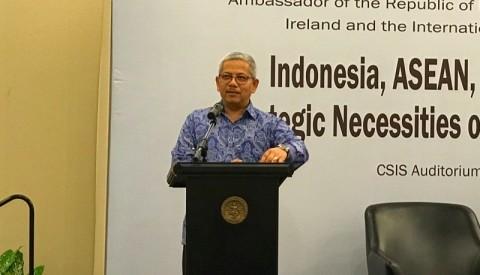 Konsep Indo-Pasifik Indonesia Mampu Pertahankan Keamanan Kawasan