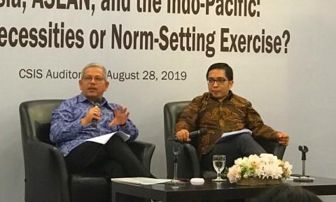 Indonesia Harus Pimpin Konsep Indo-Pasifik di ASEAN